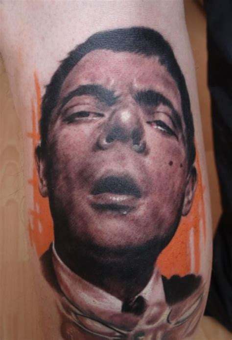 bean tattoo mr bean by den yakovlev den yakovlev