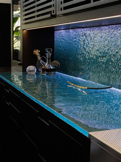 led backsplash glass backsplashes cgd glass countertops