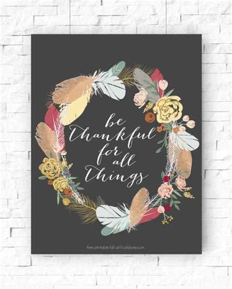thanksgiving printable wall art thanksgiving diy wall decor favecrafts com