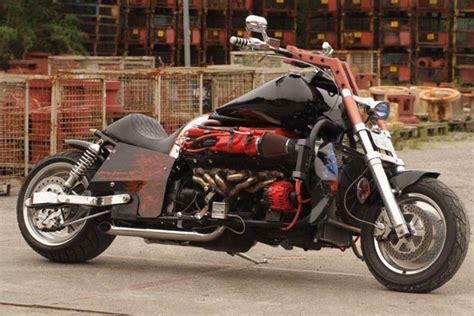 Boss Hoss Motorrad 1000ps by V12 Motorrad Modellnews