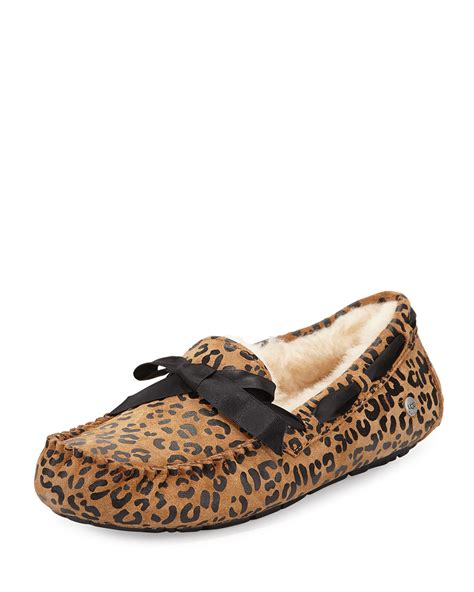 Ugg Dakota Leopard Slippers