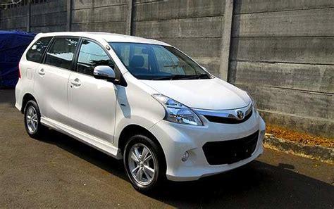 Spion Avanza Terbaru Harga Mobil Toyota New Avanza Terbaru Juni 2015 Daftar
