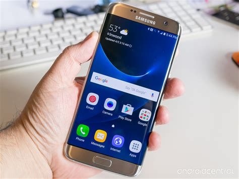 t mobile de t mobile galaxy s7 edge review the best you can get on