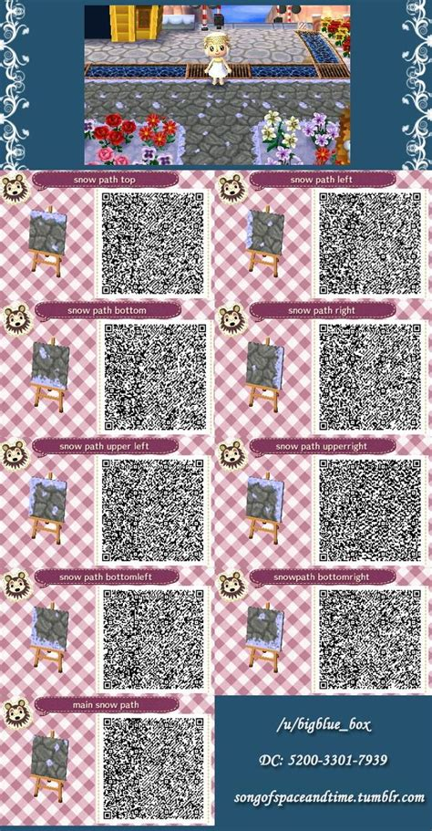 animal crossing pattern qr maker 214 best acnl paths images on pinterest