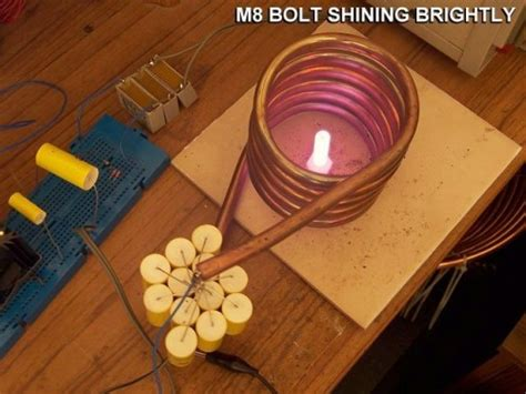 diy inductor coil gallery diy induction coil