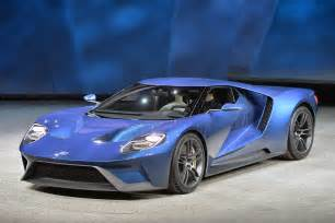 2015 detroit auto show ford gt concept car24news
