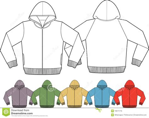 jacket template royalty free stock images image 19571719