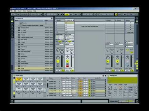 tutorial drum rack ableton ableton tutorial using drum racks choking feature
