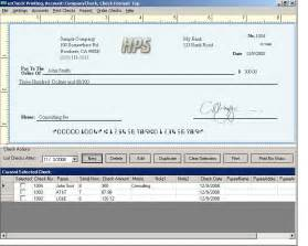 personal check printing template quickbooks users can now print checks on blank stock
