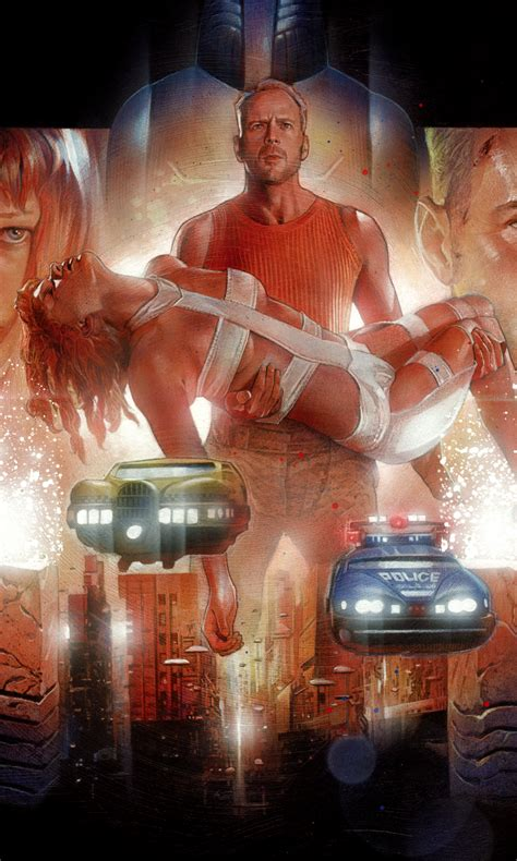 The Fifth Element the fifth element by nick runge we