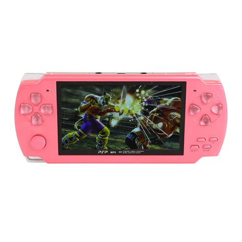 psp mp5 game format psp 8gb mp5 handheld game console screen game player multi