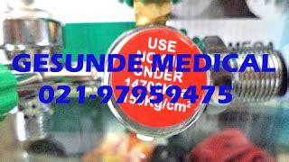 Kursi Roda Omega regulator o2 omega oxygen regulator toko medis jual
