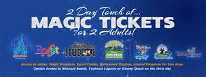 World Cheap Tickets Orlando Disney Tickets