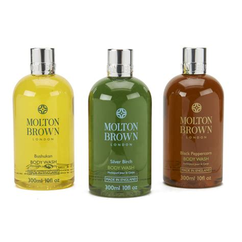 Molton Brown Molto by Molton Brown Winter Wash Gift Set For Him Free Shipping