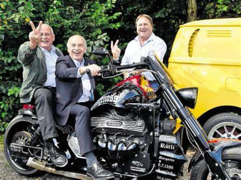 Boss Hoss Motorrad Drehmoment by Boss Hoss Schweiz Die St 228 Rksten Serienmotorr 228 Der Der Welt