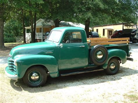 classic 1953 chevy pickup trucks for sale | cars for sales