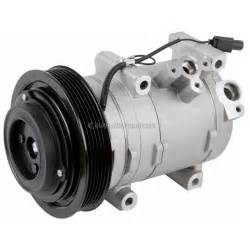 2004 Acura Tsx Ac Compressor Acura Tsx A C Compressor Parts From Car Parts Warehouse