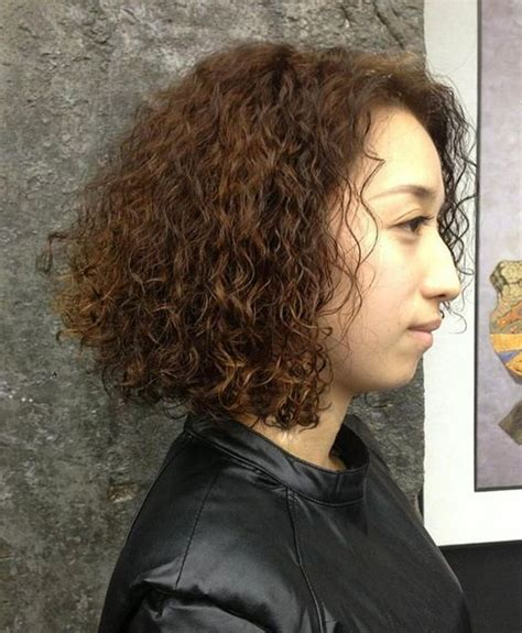 perms with bobs 27 best before and after perm images on pinterest curly