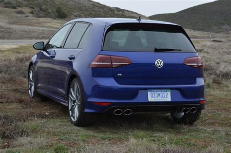 capsule review  volkswagen golf   truth  cars