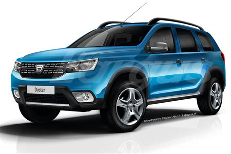 renault dacia duster 2018 dacia duster renault duster rendered by media