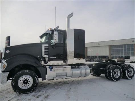 Conventional Trucks W Sleeper For Sale by 2015 Mack Titan Td713 Heavy Duty Trucks Conventional