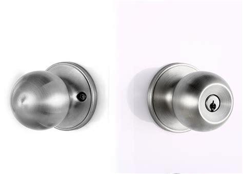 Door Knob With Key Lock by Key Lock Cylinder Sided Door Knob Entrance C Series