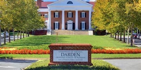 Darden Executive Mba Cost by Top 10 Varsities For Mba Their Fees