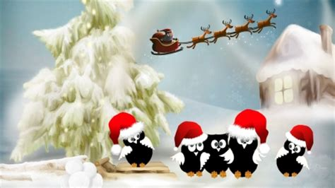 firefox themes owl christmas owls winter nature background wallpapers on