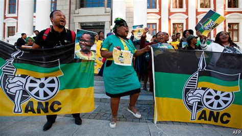 Anc Education Mba by The Race To Lead The National Congress Has Turned