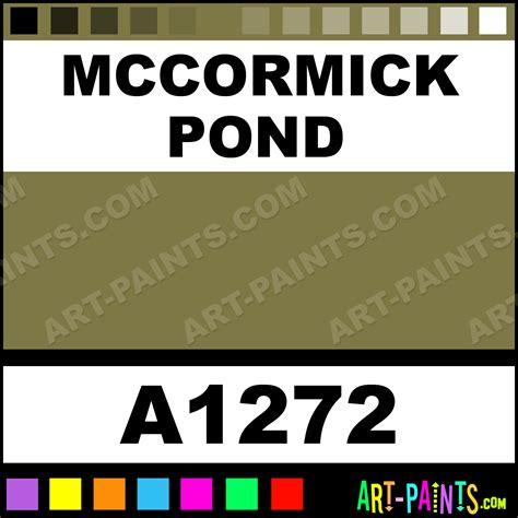 mccormick pond ultra ceramic ceramic porcelain paints a1272 mccormick pond paint mccormick