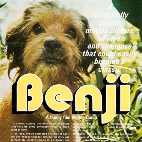 what of is benji benji