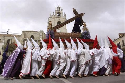 holy week  spain voices  russia