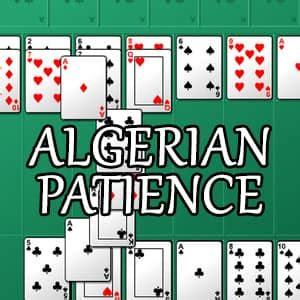 gra pasjans algierski funnygames.pl
