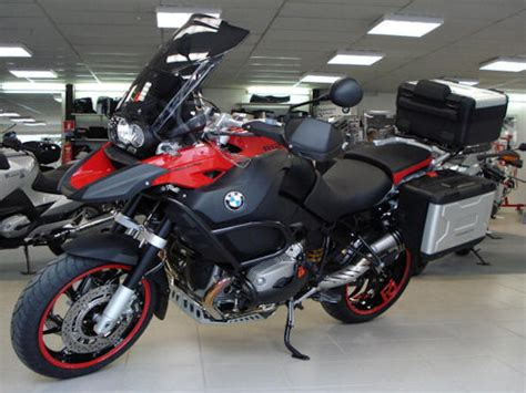 Modified Bmw R1200gs by Motorcycle Info Pages Featured R1200gs S Gt Panda Moto