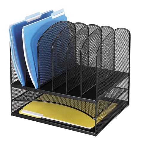 File Desk Organizer 1000 Ideas About Desktop File Organizer On Desk File Organizer Folder Holder And