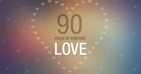 80 ways to express your 90 ways to express your