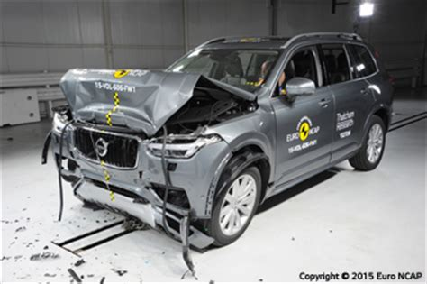 volvo xc90 safety ratings official volvo xc90 2015 safety rating