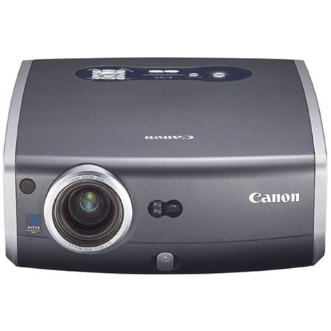Lcd Projector Canon Le5 W 500 Ansi 1 canon realis x700 multimedia projector 2224b002 b h photo