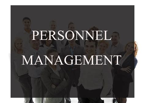 Personnel Management Mba Notes by Simplynotes Personnel Management Complete Notes On