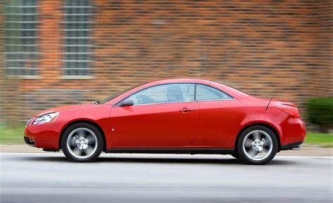 2007 pontiac g6 problems 2007 pontiac g6 gt convertible problems