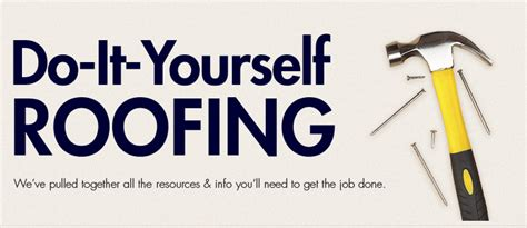 do it yourself gaf do it yourself roofing diy guide