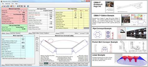 design criteria for belt conveyor belt conveyors