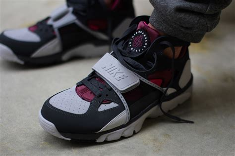 Nike Air Huarache 2 by Nike Air Trainer Huarache Fireberry Sbd