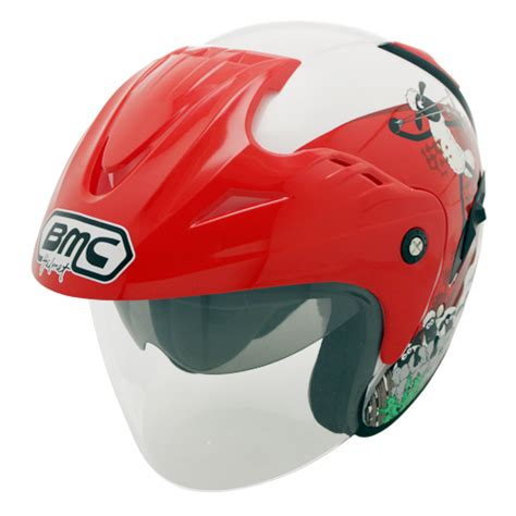 Helm Bmc Fuji Visor helm bmc fuji shaun the sheep 01 pabrikhelm jual