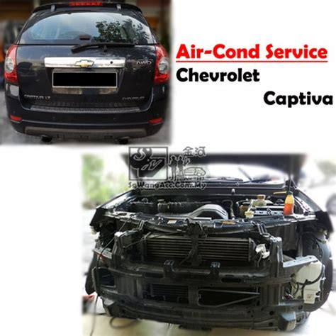 Compressor Ac Captiva chevrolet captiva vcdi diesel engine y2008 air cond