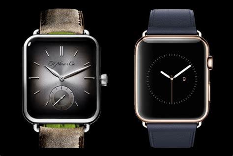 Jam Tangan Mirip Apple produsen jam swiss ciptakan produk mirip apple republika