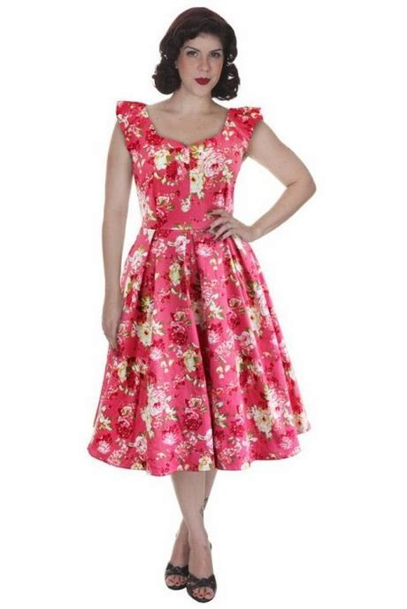 swing sommerkleider kleider vintage 50er