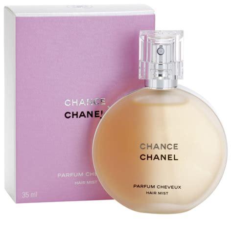chanel chance parfum pour cheveux pour femme 35 ml notino be