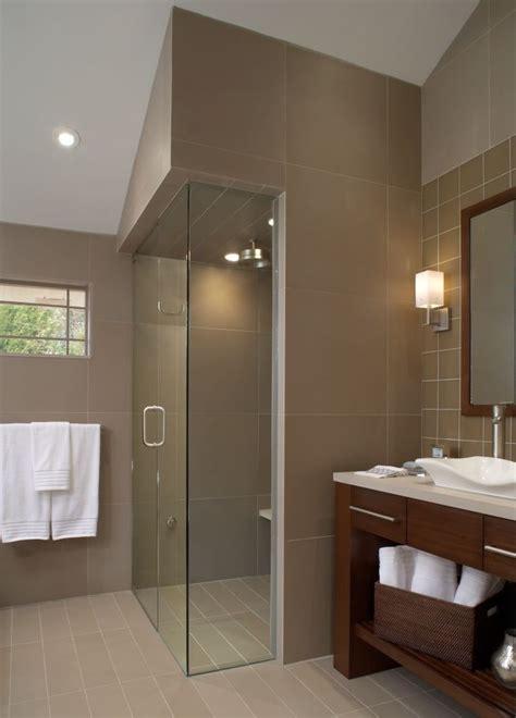 curbless bathroom showers curbless shower floor bathroom eclectic with bathroom cabinet bathroom storage beeyoutifullife