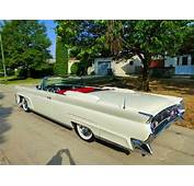 Find Used 1958 Lincoln Continental Mark III Convertible 58